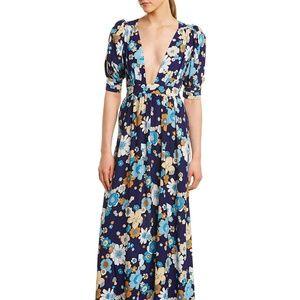 NWT FOR LOVE & LEMONS Magnolia Maxi Dress